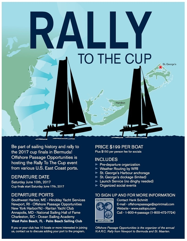 Rally to the Cup 2017